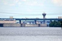 24 июля 2013 - Шлюзы Чебоксарской ГЭС