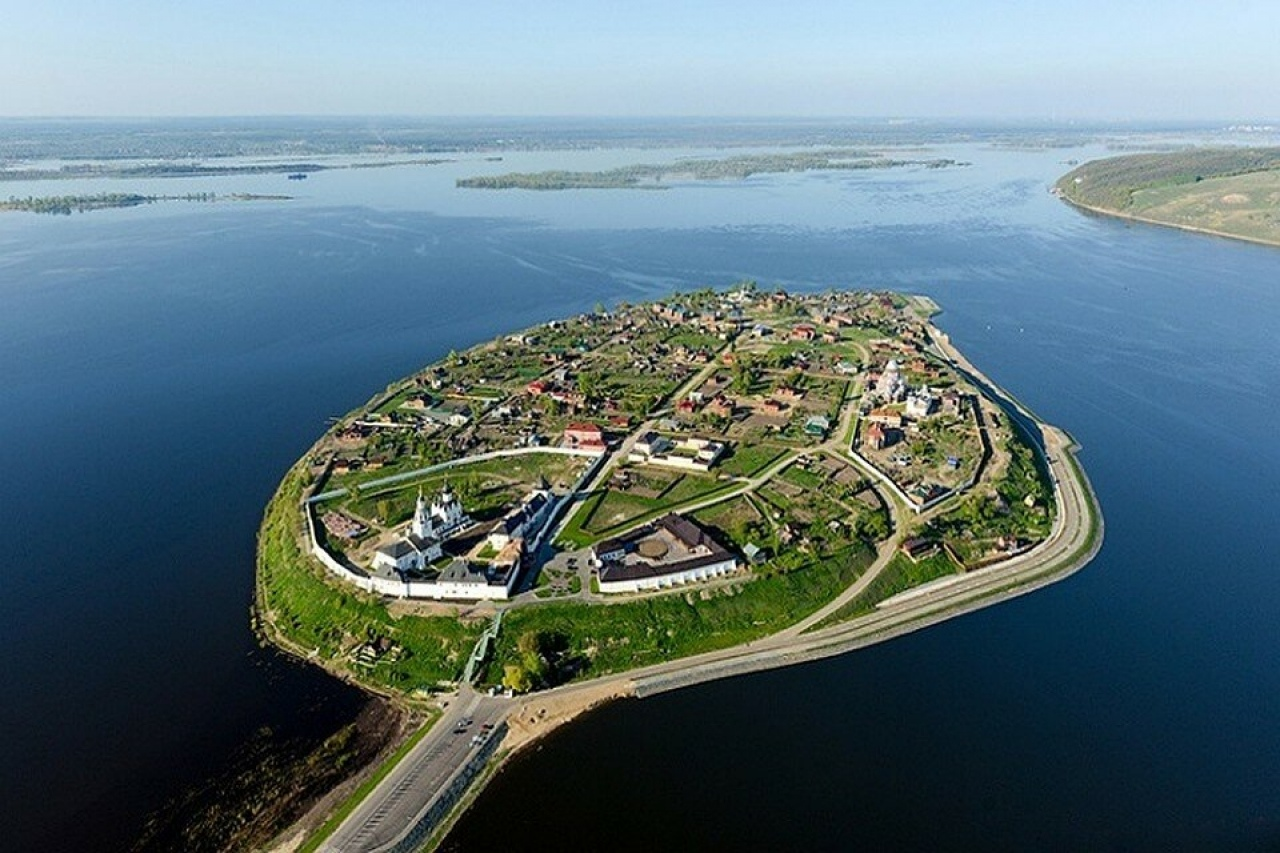 Афиша Челябинск Остров - Град Свияжск. Практикум - экскурсия.