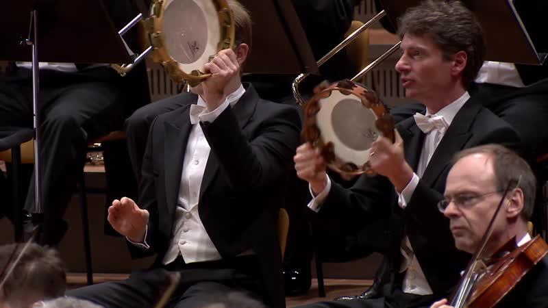 Берлиоз Г Римский карнавал увертюра Марис Янсонс Берлинский филармонический оркестр 2016 г