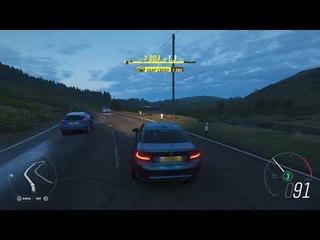 Forza horizon 4   BMW M2   driving 1080 60FPS