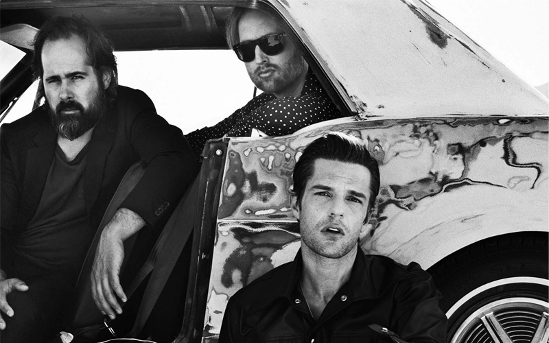 The Killers ''Imploding The Mirage''