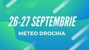Stiri meteo Vremea in Drochia 26 27 septembrie 2020