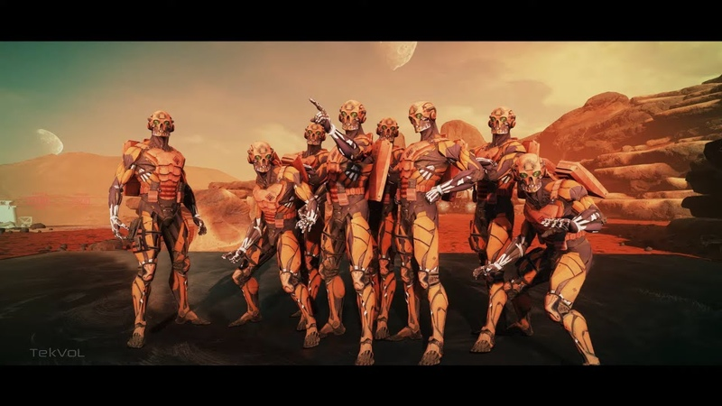 Warface Марсианский батл