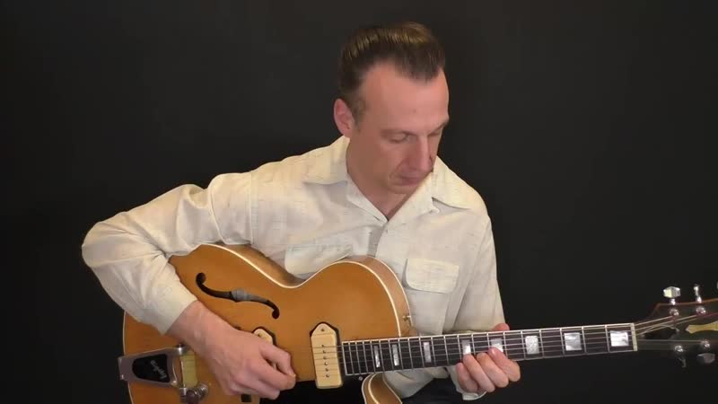How To Play Burn That Candle by Bill Haley