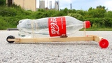 Fast Water Jet Car made from Plastic Bottle