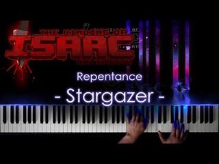 🍍Stargazer (Planetarium) - Repentance - [The Binding of Isaac] - Piano Arrangement/Cover🥥