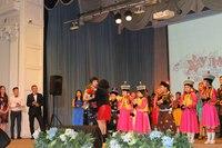 Отчетный концерт ансамбля песни и танца Улаалзай