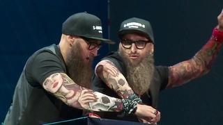 Битва Дмитрий Нагиев & DJ Feel VS Сергей Исаев & DJ S-Brothers-S