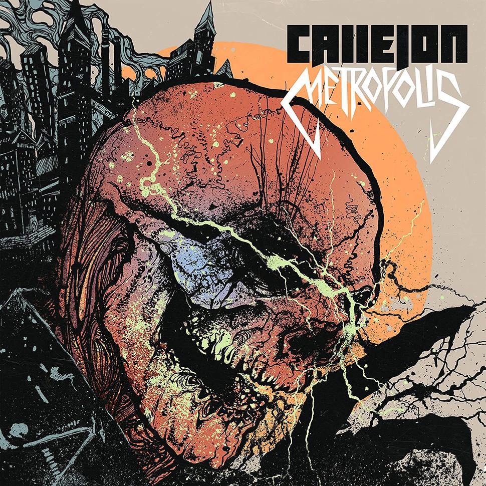 Callejon - Metropolis