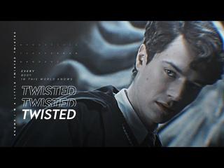 Multivillain | Twisted [Happy Halloween!]