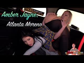 Amber Jayne, Atlanta Moreno (big tits, anal, brazzers, sex, porno, blowjob,milf инцест мамка) подборка от лысого из brazzers л