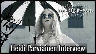INTERVIEW: Heidi Parviainen (Dark Sarah) on Grim, new protagonist Luna, live shows and more
