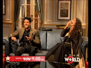 Koffee With Karan - Promo - Farhan & Vidya