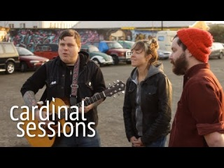 Austin Lucas - Alone In Memphis (with PJ Bond and Emily Barker) - CARDINAL SESSIONS