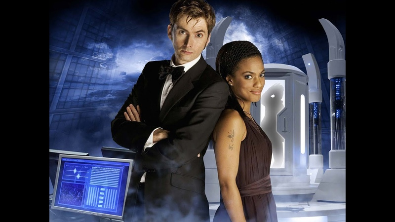 Доктор Кто 10 Колодец желаний Глава 8 9