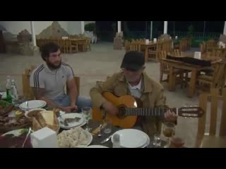 Рано-рано утром встану - Магомедов Руслан - Виртуоз исполняет на гитаре.mp4