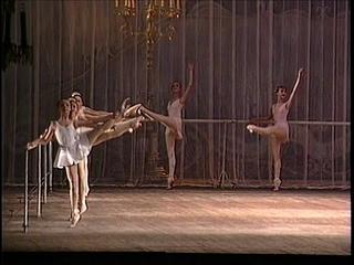 Vaganova Class Concert May 9, 1989 Lopatkina, Vishneva, Dumchenko Kurgapkina Final Graduation Class
