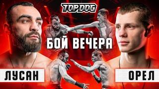 "Валерий ""Орел"" vs. Михаил ""Лусан""   Бой вечера   TDFC7"