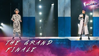 Grand Finale: Boy George and Sheldon Riley sing Sweet Dreams | The Voice Australia 2018