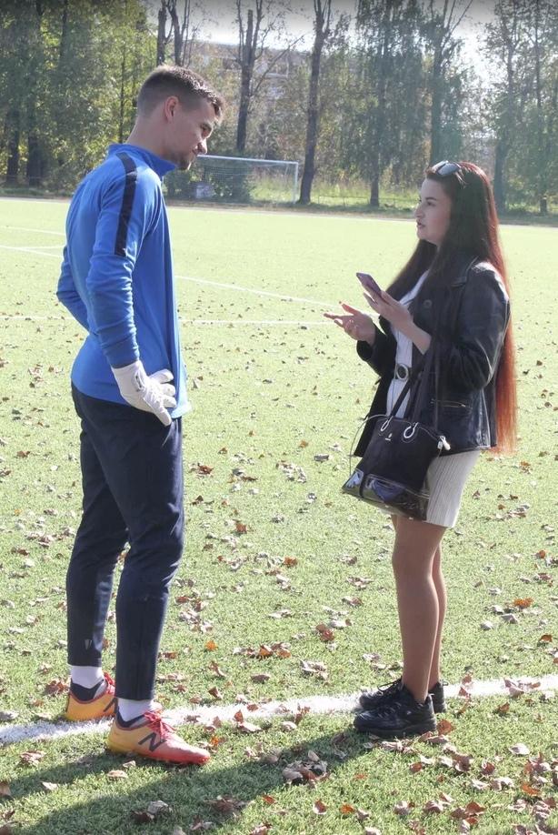 Футбольный клуб «Тверь» устроил встречу с болельщиками