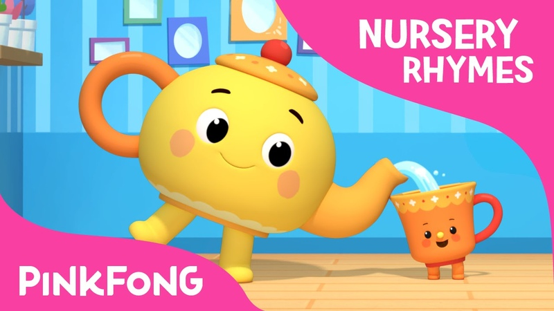 I'm a Little Teapot Sing and Dance Nursery Rhymes PINKFONG Songs for Children