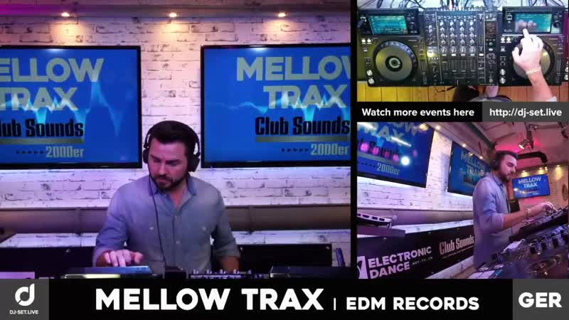 2018 Mellow Trax aka Dj Mellow D Live DJ Set @ CLUB SOUNDS 2000er