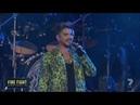 1080p 2020 QUEEN Adam Lambert Fire Fight Concert Australia