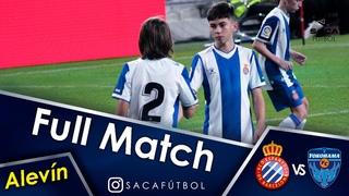 RCD Espanyol vs Yokohama FC & Saca Leo U12 Alevin | 2019