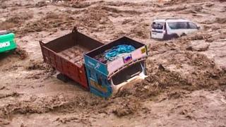 СОЧИ В ШОКЕ! Катастрофическое наводнение в Сочи, Россия (5 июля, 2021)