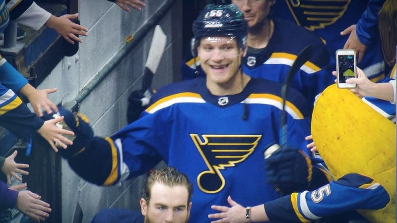 """WOO It's WWE Night at @Enterprise Cntr as the stlblues host the Wild in the main event """""""