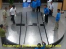 Rotating Stage Panggung Putar Turn Table Turn