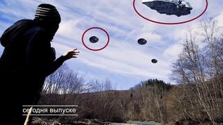 мы нарвались на новый вид НЛО армада пролетело над головой ! меня испарило ! ВТОРАЯ ЧАСТЬ !