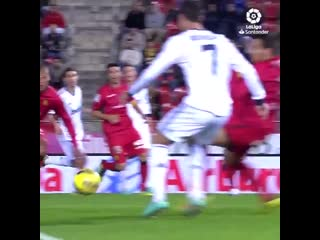 Голы Криштиану Роналду за Реал