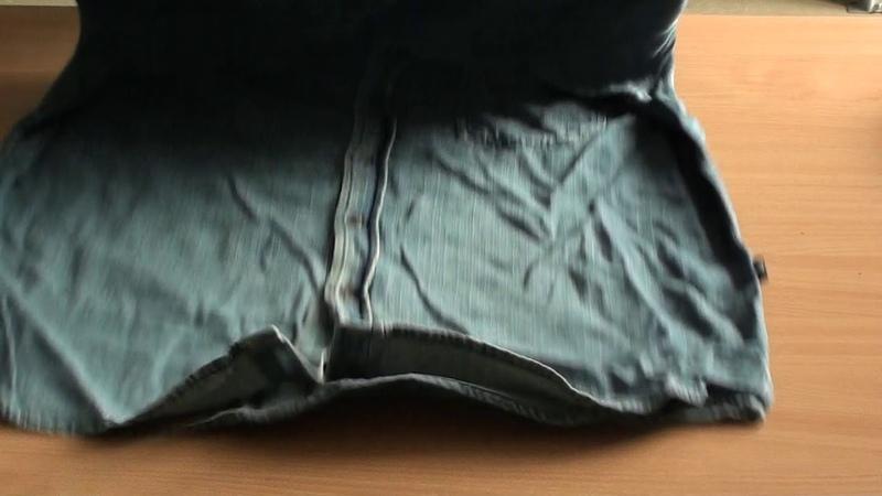 СР36 4 Джинсовые рубашки