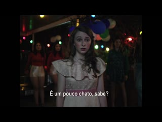 Girl Asleep ou O Sonho de Greta (2014) de Rosemary Myers - LEGENDADO