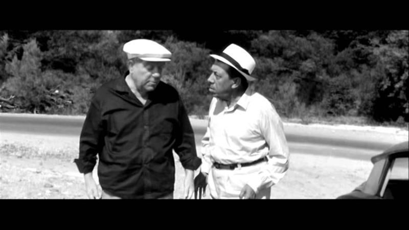 LAge Ingrat - La scène de la DS - Jean Gabin et Fernandel