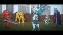 GenLOCK - Final Battle! Fight Clip 1080p