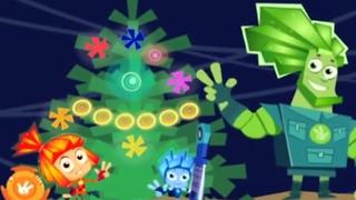 Фиксипелки - Под Новый год - песенки из мультфильма Фиксики