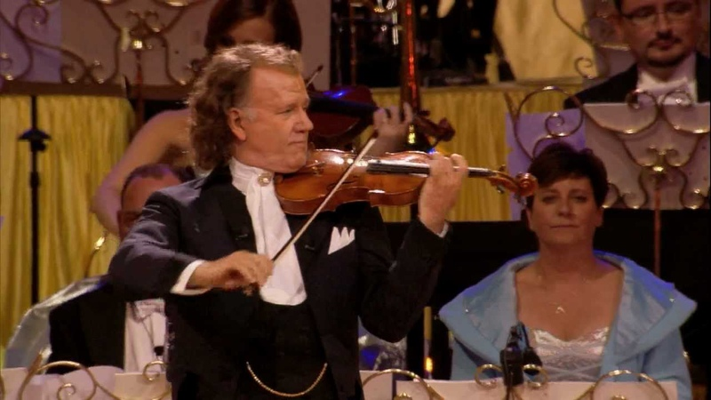 André Rieu And The Waltz Goes On composed by Anthony Hopkins