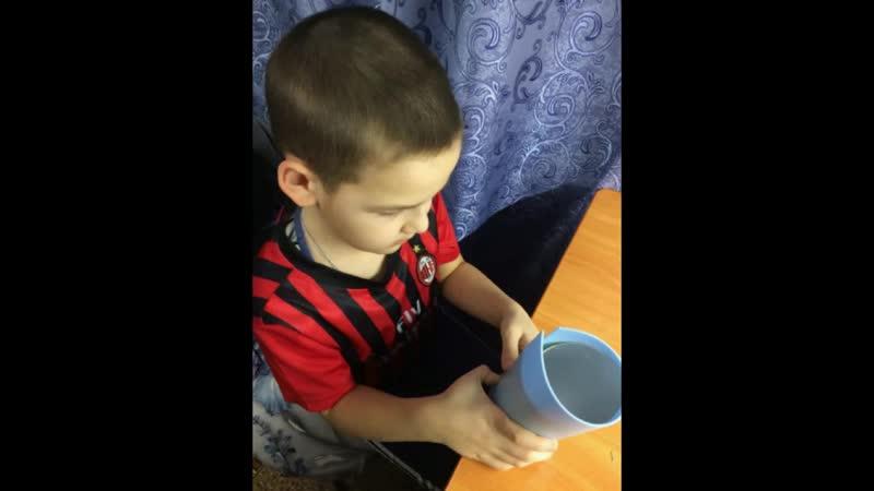 Корепанов Алексей 1Б класс Органайзер для фломастеров