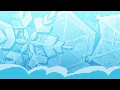 Cookie Run Oven Break OST [Tower of Frozen Waves Bonus Time Theme1] 跑跑薑餅人:烤箱大逃亡【冰浪之塔Bonus Time主題曲1】