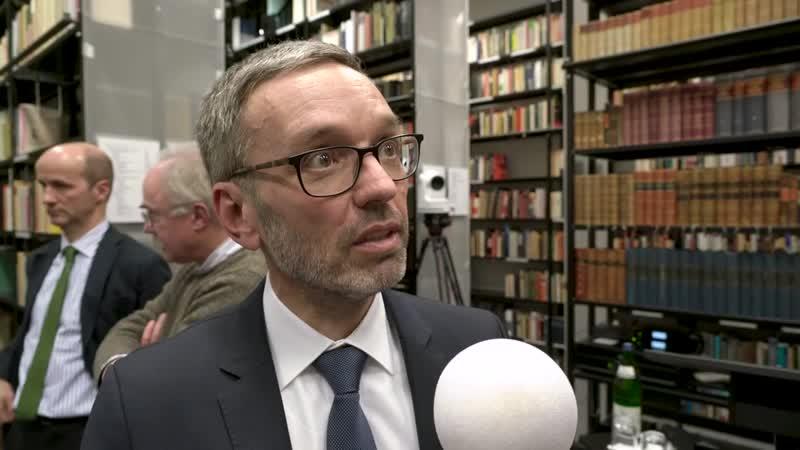 Petr Bystron MdB Herbert Kickl Patriotische Parteien müssen sich vernetzen
