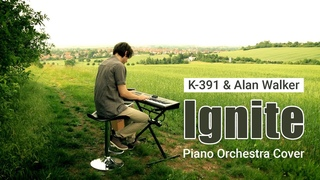 K-391 & Alan Walker - Ignite (Piano Orchestra Cover) on Spotify & Apple