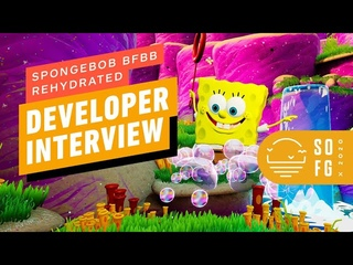 SpongeBob: Battle for Bikini Bottom Rehydrated - Gameplay Interview | Summer of Gaming 2020