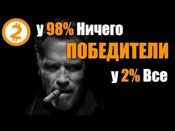 ЭТО ДЕЛАЮТ ТОЛЬКО 2% ЛЮДЕЙ Видео которое перевернет твое сознание