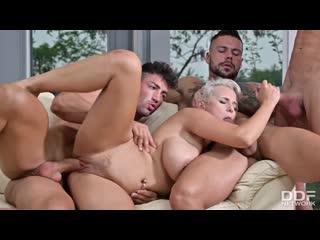 [DDFNetwork] Angel Wicky - Busty BlondeS Three On One Fun