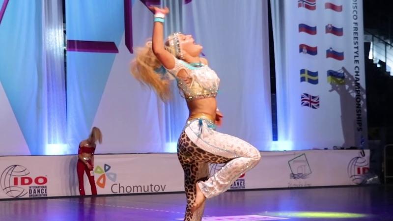 TIRIL ASLAKSEN | Disco Dance World Championship 2019