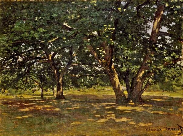 Основатель Импрессионизма французский художник Оскар Клод Моне (Claude Oscar Monet).