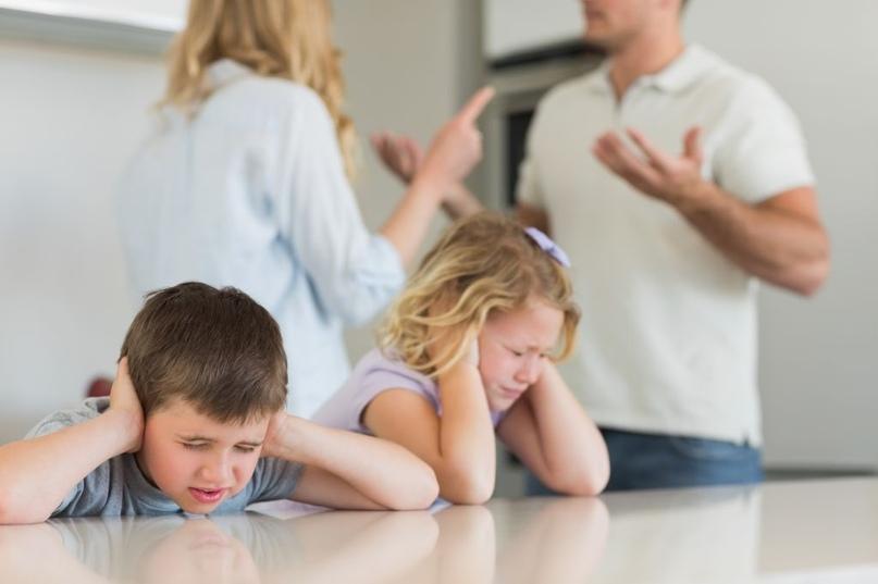 Как развестись с детьми