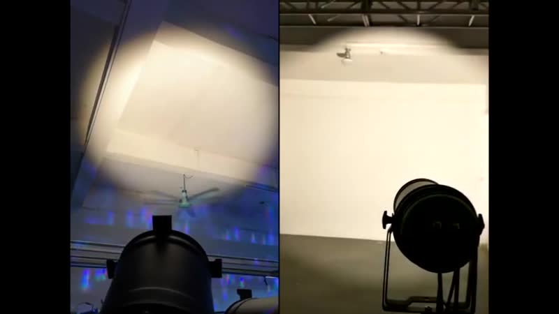 LED Zoom PAR 200W COB